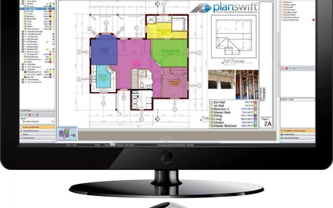 Planswift Takeoff Software Review